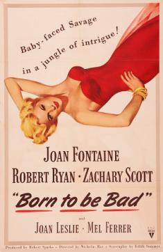 BornToBeBad1950