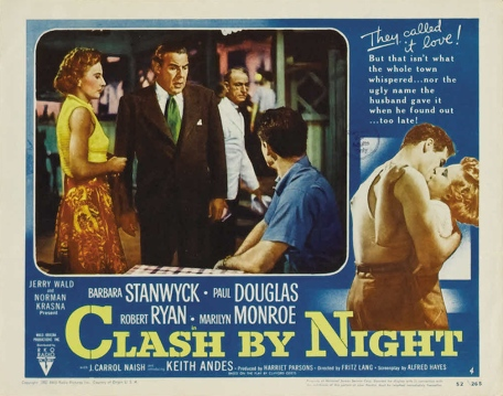 Poster - Clash by Night_52