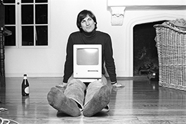 1.Steve Jobs in STEVE JOBS: THE MAN IN THE MACHINE, a Magnolia Pictures release. Photo courtesy of Magnolia Pictures.